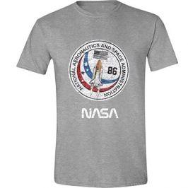 NASA 86 Logo - tričko XXL