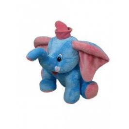 Slon Jumbo menší modrý