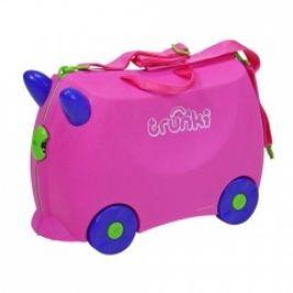 Kufřík + odrážedlo Trunki Trixie