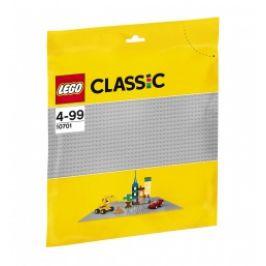LEGO Classic 10701 Šedá podložka na stavění