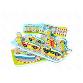 Meadow Puzzle do vany - Automobilový závod