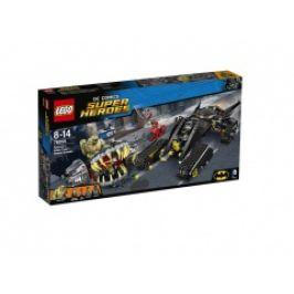 LEGO Super Heroes 76055 Batman™: Killer Croc™ Zničení ve stokách