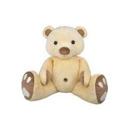 Medvěd Pupík 120cm, béžovo-hnědý