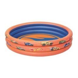 Bestway 93403 Nafukovací bazének Hot Wheels 122 x 25cm