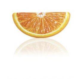 INTEX 58763 Nafukovací lehátko plátek pomeranče 1,70 x 0,76m