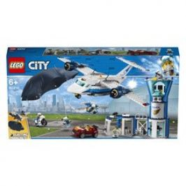 LEGO City 60210 Základna Letecké policie