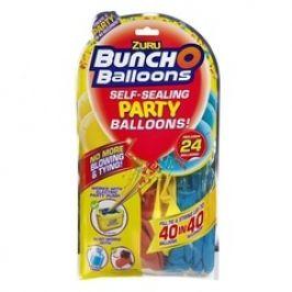 Zuru - party balónky (červená,modrá,žlutá)