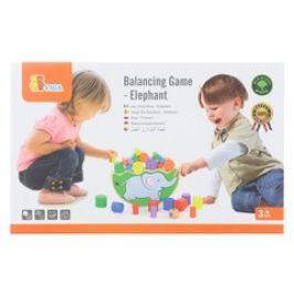 Viga Dřevěná hra sloní rovnováha