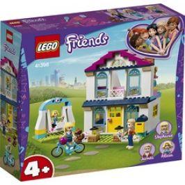 LEGO Friends 41398 Stephanie a její dům 4+