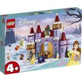 LEGO Disney Princess 43180 Bella a zimní oslava na zámku