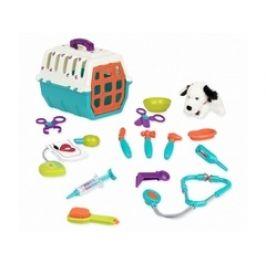 B-Toys Veterinářská sada s přepravkou Dalmatin