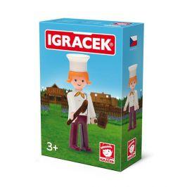 Igráček IGRÁČEK Kuchařka + doplňky