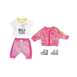 Zapf Creation BABY born® Módní růžová souprava Deluxe 43 cm