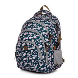 Karton P+P Karton P+P Školní batoh OXY SCOOLER Flowers