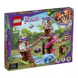 Lego Friends LEGO 41424 Friends Základna záchranářů v džungli