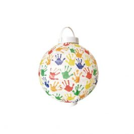 Wiky Wiky Lampion 20 cm na baterie