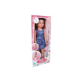 Wiky Wiky Chodící panenka 70 cm - hnědovláska