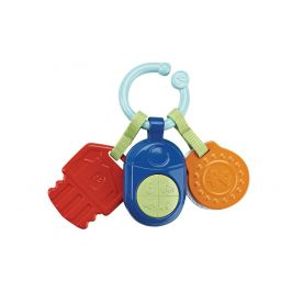 Mattel Fisher Price hudební telefon/klíče