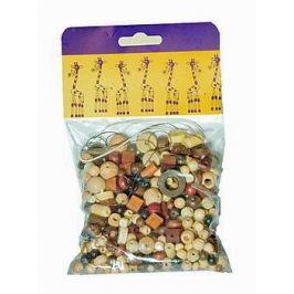 Alltoys Mix perel100g hnědo-přírodní