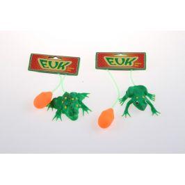 Alltoys Skákající zvířátko 2 druhy - žába skokánek, ropuška