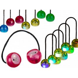 Alltoys Antistresové míčky svítící Ostatní