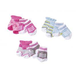 Zapf Creation Zapf Creation Baby born Ponožky 2 páry