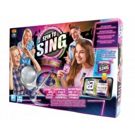 Alltoys EPline Mikrofon Spin to sing