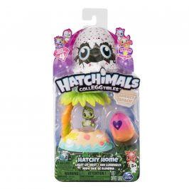 Alltoys Hatchimals svítící hrací sada plážové hnízdo