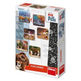 Dino Hra malá - Tajný život mazlíčků - focusing