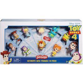 Alltoys Mattel Toy Story 4 Příběh hraček Mini 10 ks