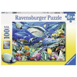 Ravensburger Puzzle Žraločí útes 100 dílků