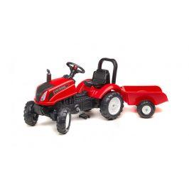 Alltoys Traktor Land Master šlapací s valníkem