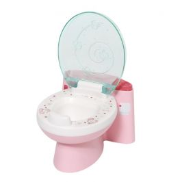 Zapf Creation Baby Annabell® Zábavná toaleta