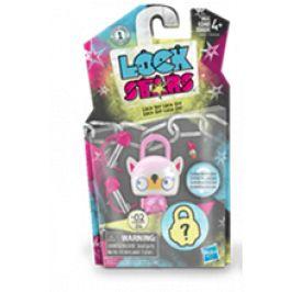 Hasbro Hasbro Lock Star zámeček s překvapením set s klíčky a přívěsky