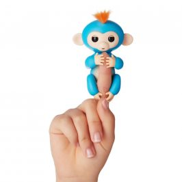 Alltoys Fingerlings - Opička Boris, modrá