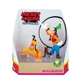 Alltoys Pluto a Goofy set 2 ks