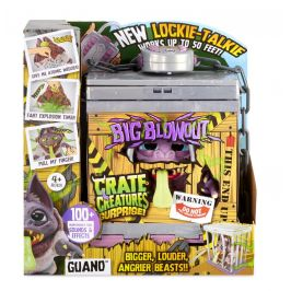 Alltoys Crate Creatures Surprise, Velký příšerák, vlna 1