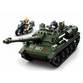 Alltoys WWII Tank SU-85