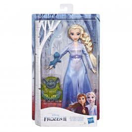Hasbro Ledové království 2 Panenka Elsa s kamarádem