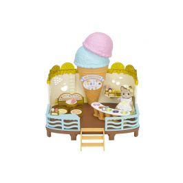 Alltoys Zmrzlinová restaurace u moře