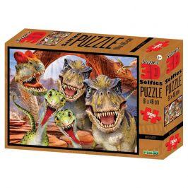 Alltoys Puzzle 3D 300 dílků Party selfie