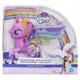My Little Pony Hasbro My Little Pony Twilight Sparkle s duhovými křídly