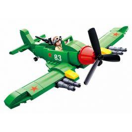 Alltoys WWII Letadlo Iljušin II.