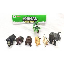 Alltoys Zvířata divoká 6 ks