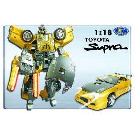 Alltoys Road Bot Toyota Supra 1:18 zvuk+světlo