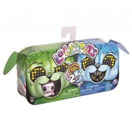 Alltoys Zoomer interaktivní zvířátka s lízátkem 2 balení