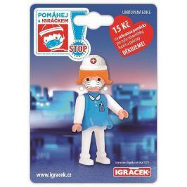 Igráček Efko Pomáhej s igráčkem Zdravotnice