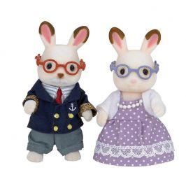 Alltoys Babička a dědeček chocolate králíci