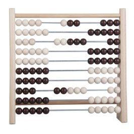 Alltoys Počítadlo dřevěné kuličky