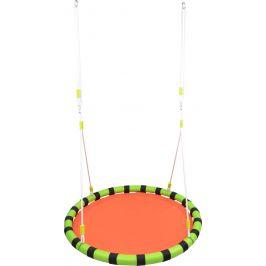 Alltoys Houpací kruh průměr 100 cm - oranžový